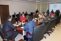 İl Genel Meclisi Başkanı Barbaros Dulkadiroğlu Açıklaması