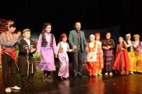 AYŞEGÜL YıLDıZ - İzmit Belediyesi Drama Okulu Öğrencilerinden Tiyatro Şenliği