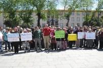 TRUVA ATI - Köylülerden 'Toz' Eylemi