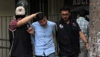 GAZ BOMBASI - Polise Ateş Eden Şahıs Tutuklandı