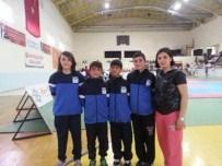 Taekwondo'da Birinciler Yunusemre'den