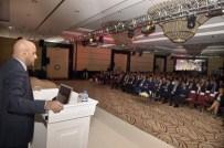 RIXOS GRAND ANKARA - Uluslararası Akıllı Şehirler Konferansı