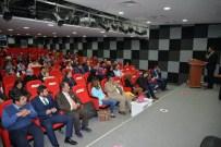 AHMET AKAY - Bilecik'te ''Bilinçli Aile Ve Dikkat Geliştirme Egzersizleri'' Konulu Söyleşi