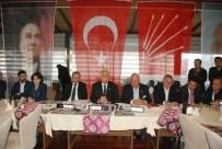 MAKİNE FABRİKASI - CHP'li Durmaz Ve Şahin'den 'Turhal Şeker Fabrikası' Açıklaması