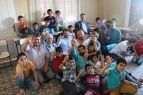 KURU BAKLİYAT - Eskişehir İHH Yönetim Kurulu'ndan Hatay Ve Kilis Ziyaret