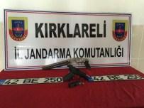 SİLAH TİCARETİ - Kırklareli'nde Silah Kaçakçılarına Operasyon