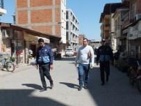 HAMAM BÖCEĞİ - Köşk Belediyesi'nden 'Biyosidal Jel' Uygulaması