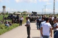 ELEKTRİK SAYAÇLARI - Köylüler Elektrik Ekibini Köye Almadı