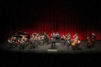 ALI RıZA BEY - PAÜ Gençlik Oda Orkestrasından Muhteşem Konser
