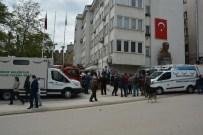 BAKI ERGÜL - Sinop Belediyesi'ne Araç Takviyesi