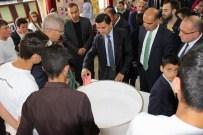 AHMET CAN PINAR - Yıldızeli'nde TÜBİTAK Bilim Fuarı Açıldı