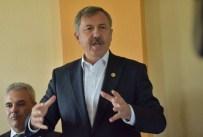 MESUT YILMAZ - AK Parti'li Özdağ Açıklaması 'HDP'yi Parti Olarak Kabul Etmiyorum'