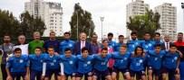 YÜKSEL MUTLU - Akdeniz Belediyespor'da Hedef Türkiye Şampiyonluğu