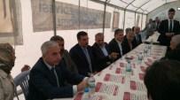 SERDAR DEMİRHAN - Bakan Tüfenkci'den Şehit Ailesine Taziye Ziyareti