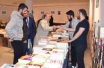 KÜLTÜR ŞÖLENİ - Başkan Gümrükçüoğlu, Trabzon Kitap Fuarı'nı Ziyaret Etti