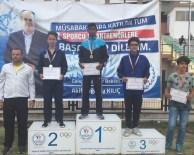 KARAATLı - Biga Ortaokulu Yıldız Erkek Atletizm Takımı Bölge Birincisi