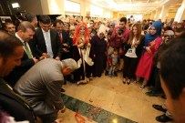 DÜĞÜN HAZIRLIĞI - Dilovası Ko-Mek'te ''Birlik Beraberlik''