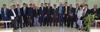 AŞKALE ÇIMENTO - Erzurum-Çin Ticaret Köprüsü Kuruluyor