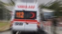 HASAN CEYLAN - Erzurum'da Yolcu Otobüsü Devrildi: 27 Yaralı