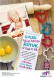 İTALYAN MUTFAĞI - Forum Kayseri'de Çocuklar İçin Neşeli Günler