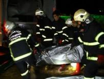 YANGIN FACİASI - Gaziantep'te feci yangın