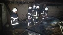 YANGIN FACİASI - Gaziantep'te Yangın Faciası: Baba ve 6 Çocuğu Öldü
