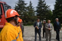 İSMAIL TÜFEKÇI - Isparta'da 2015 Yılında 49 Hektar Ormanlık Zarar Gördü