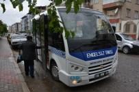 DEVLET DAİRESİ - İzmir'de Engelleri Ortadan Kaldıran Taksi
