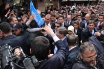 Konya'da Başbakan Davutoğlu İzdihamı