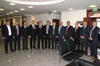 Manisa'nın 4 İlçesi Destek İçin Ankara'da Buluştu
