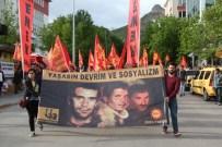 SEYIT RıZA - Tunceli'de Deniz Gezmiş Ve Arkadaşları Anıldı