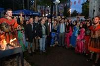 İNAN KIRAÇ - Uluslararası Kaleiçi Old Town Festivali Devam Ediyor