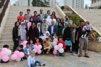MAHMUT ÇELIKCAN - 110 Yaşındaki Fatma Anneye Sürpriz Anneler Günü Kutlaması