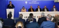 AK Partili Başkan Açık Konuştu
