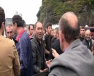 MEHMET ALI ÖZTÜRK - Gürcistan'a Geçen Türk Protokolünün Yolu Kesildi