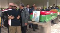 MEHMET ERDEM - MHP'li Namık Hakan Durhan Toprağa Verildi