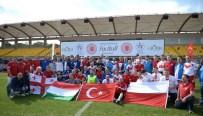 FAHRETTİN POYRAZ - Parlamentolar Arası Futbol Turnuvası Glorıa Sports Arena'da