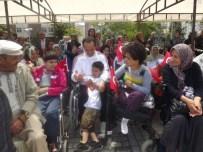 Seydişehir'de Engelliler Gösterileriyle Duygulandırdı