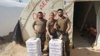 MESİR FESTİVALİ - Terörle Mücadele Eden Kahramanlara Mesir Macunu Takviyesi