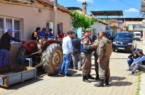 Turgutlu'da Terör Operasyonu Açıklaması 4 Gözaltı