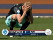 HOLLANDA LİGİ - Ajax şampiyonluğu son maçta kaybetti
