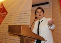 ALİ UZUNIRMAK - Akşener; '15 Mayıs'ta O Kongre Salonun Önünde Olacağım'