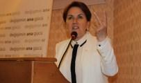 ALİ UZUNIRMAK - Meral Akşener'den kongre açıklaması