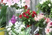 KADINLAR GÜNÜ - Anneler Günü'nün Olmazsa Olmazı 'Çiçek'