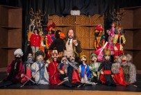 KUKLA TİYATROSU - Başkent Tiyatrosuna 22 Yılda Rekor Sayıda Çocuk İzleyici