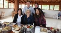 Burhaniye'de Şehit Annelerine Özel Kahvaltı
