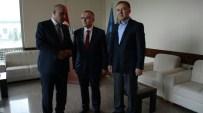 BÖLÜNMÜŞ YOLLAR - Maliye Bakanı Ağbal'dan Ilıcalı'ya Teşekkür