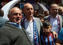 Usta Açıklaması Trabzonspor'un En Büyük Gücü Taraftarı