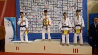 CLUJ - Düzceli Milli Judocudan Madalya
