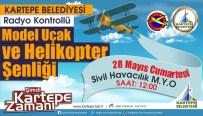 Kartepe'de Havacılık Şenliği Düzenlenecek